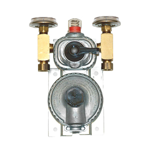 Wall-Mount, Two-Stage LPG Regulator