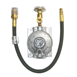 Wall-Mount, Single-Stage LPG Regulator