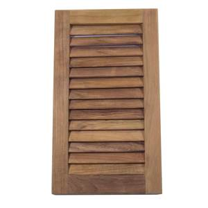 "Louvered Insert, 16""H"