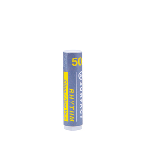 SPF 50 Rhythm Flavored Lip Balm, Citrus Aloe Vera