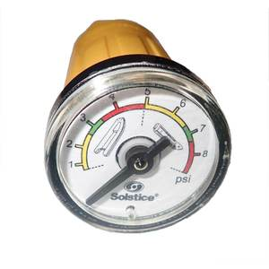 Low-Pressure Verifier Gauge