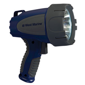 WEST MARINE Waterproof 300-Lumen LED Spotlight