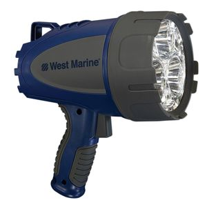Waterproof 1300-Lumen Rechargeable LED Spotlight