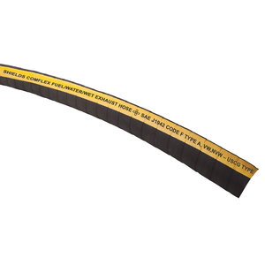 "5/8"" Comflex Water/Exhaust/Fuel Hose, Sold by the Foot"