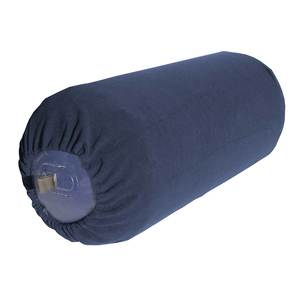 "24"" Dia. X 58"" L Inflatable Fender Cover, Navy"