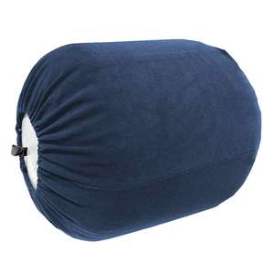 "36"" Dia. X 48"" L Inflatable Fender Cover, Navy"