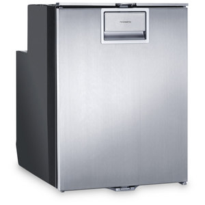 CRX Stainless Steel Faced Fridge/Freezer 3.8cu.ft.