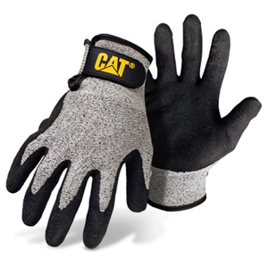 Cut Resistant, Level 3 String Knit Gloves, Large