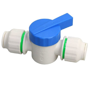 Quick Connect Water System - Shut-Off Valve  15mm
