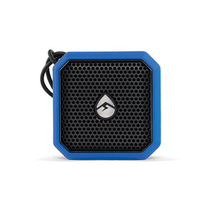 ECOPEBBLE Lite Portable Audio System, Blue