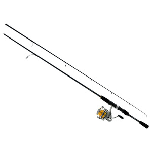 "6'6"" Revros Freshwater Spinning Combo, Medium Power"