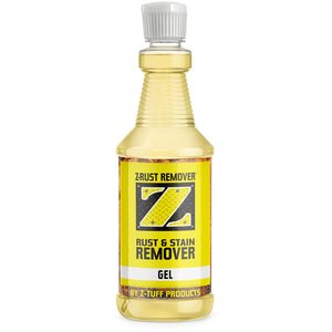 Z-Rust and Stain Remover Gel™, Quart