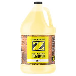 Z-Rust & Stain Remover Gel™, Gallon