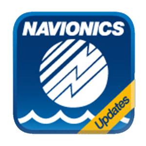 CF/NAVU-W/WM Selectable Global Regions Fresh and Salt Water Navionics Updates CF Card