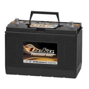 Group 31P Heavy Duty Commercial Battery
