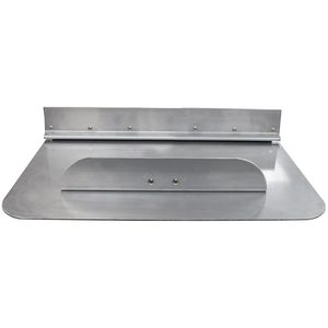 "Trim Plane Assembly, 18"" x 12"" Standard, Fits Boats: 22' -27', Boat Type: Twin I/O, Twin OB"