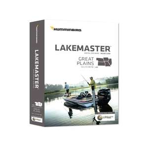 HCILIA6 Lakemaster Great Plains Chart microSD/SD Card