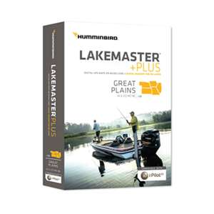 HCILIAP1 Lakemaster +Plus Great Plains Chart microSD/SD Card