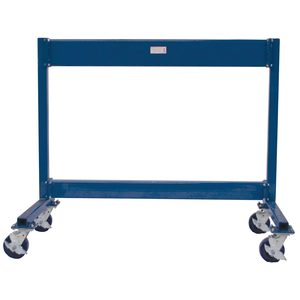 "Painted Steel Outboard Storage Rack, 40"" to 58"""