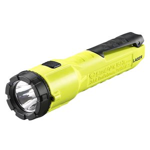 3AA Dualie Flashlight with Laser