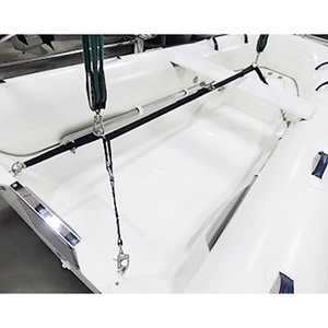 Adjustable Heavy-Duty Dinghy Lift™ for Davits