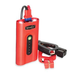 Jump Starter 44,  12,000 mAh Lithium Ion Battery,Water Resistant