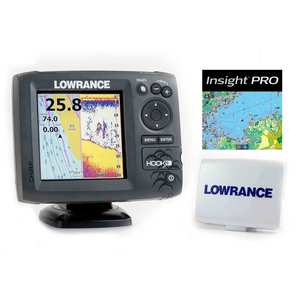 lowrance fishfinder & gps combos | west marine, Fish Finder