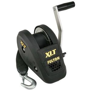 1500 lb. XLT Series Manual Trailer Winch