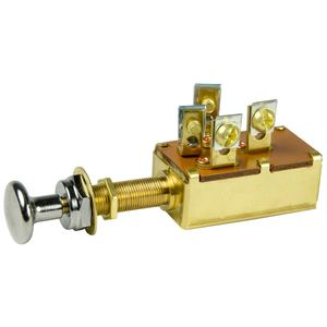 BEP MARINE Push/Pull Switch Off/On1&2/On1&3 3 Position, SPDT | West Marine | Spdt Push Pull Switch Wiring Diagram |  | West Marine