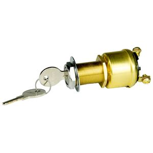 2 Position Ignition Switch, Off/On