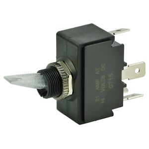 SPST Lighted Toggle Switch - Off/On
