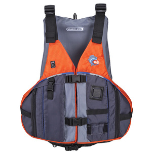 Solaris F-Spec Kayak Fishing Life Jacket, Large/X-Large