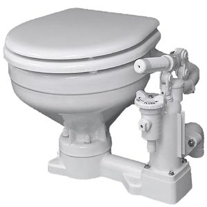 PH Superflush Compact Manual Head