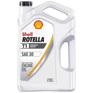 30W T1 Rotella Diesel 30W Engine Oil Gallon