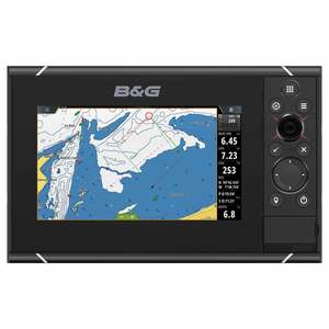 Zeus 7 Multifunction Display with Worldwide Basemap Charts