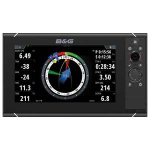 Zeus³ 9 Multifunction Display with C-MAP® US Enhanced Charts