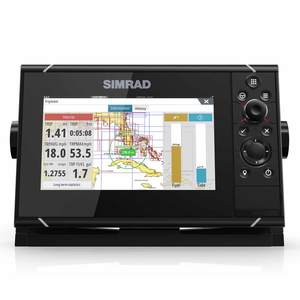 NSS7 evo3 Multifunction Display with Insight USA Lake and Coastal Charts