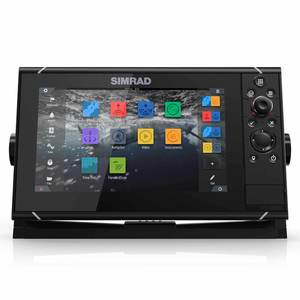 NSS9 evo3 Multifunction Display with World Basemap Charts