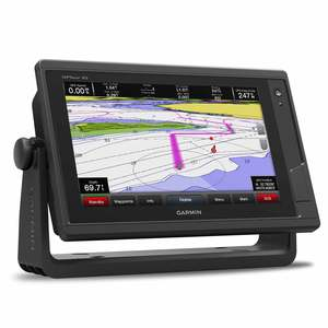 GPSMAP 922 Multifunction Display with Worldwide Basemap Charts