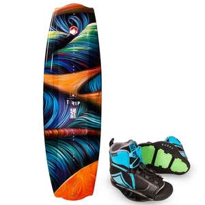 146 Trip Wakeboard Combo with Index Binding