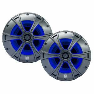 "DMS6516 6.5"" 2-Way Speakers with Blue illumiNITE™ LED Lighting"