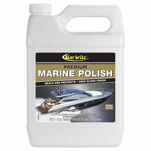 Premium Marine Polish with PTEF®, Gallon