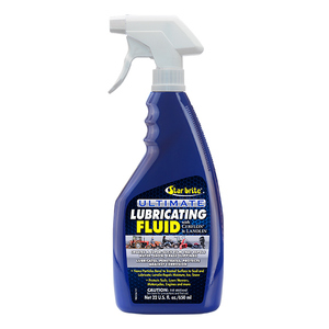 Ultimate Lubricating Fluid, 22 oz.