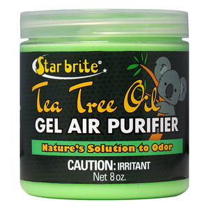 Tea Tree Oil Gel Air Purifier