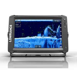 Elite-12 Ti Fishfinder/Chartplotter Combo with TotalScan™ Transducer and  C-MAP Insight Pro Charts