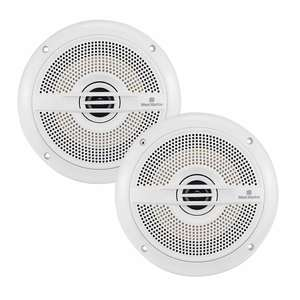 "WMS6575 6.5"" 2-Way Marine Speakers"