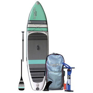 "10'6"" Swell Inflatable Stand-Up Paddleboard Package"