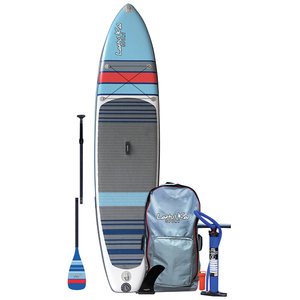 "11'6"" Swell Inflatable Stand-Up Paddleboard Package"