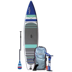 "12'6"" Swell Inflatable Stand-Up Paddleboard Package"