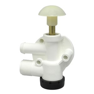 Pedal-Flush Dometic Toilets Water Valve Kit